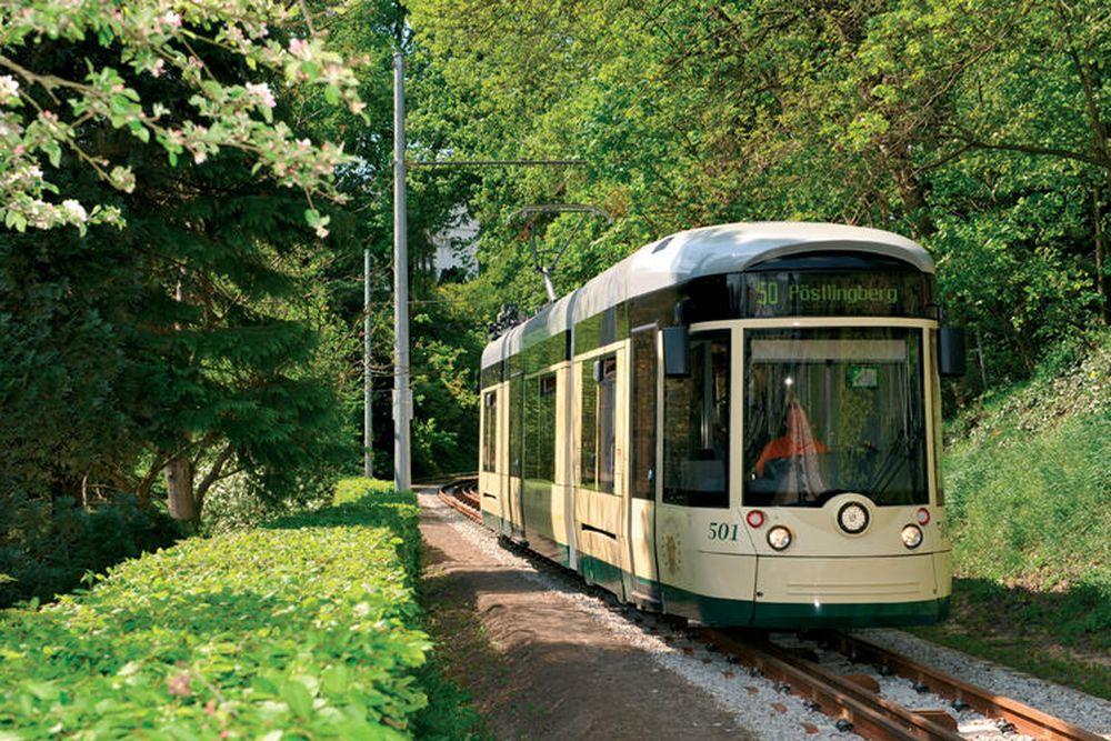 Übergabefest grüne Mitte Linz - OÖ Wohnbau