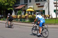 Sportliche Bodenseeradtour
