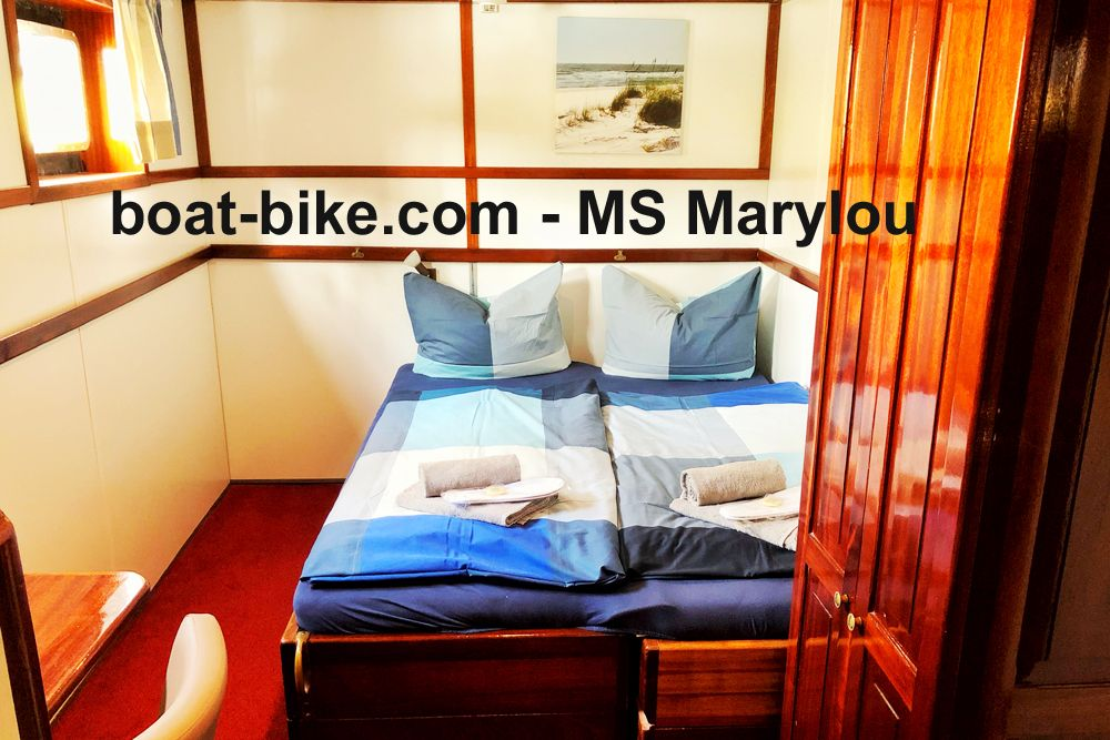MS Marylou - double bed