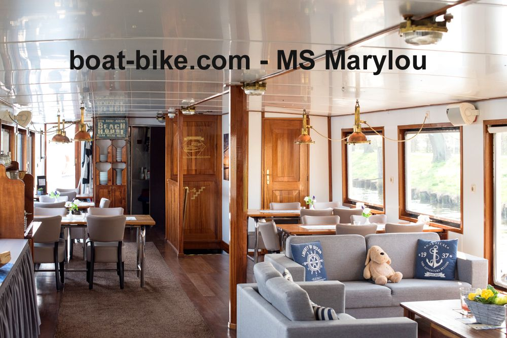MS Marylou - restaurant