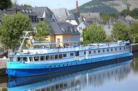 Rad Schiff Europas Flüsse 2018