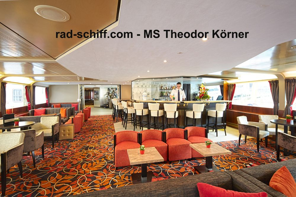 MS Theodor Körner - Bar