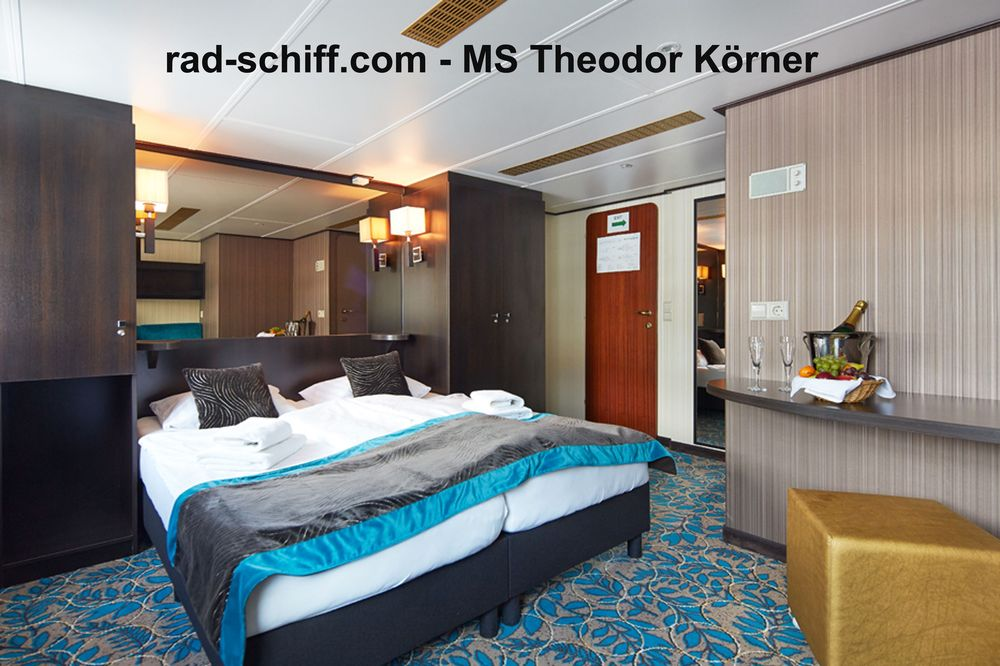 Junior Suite MS Theodor Körner