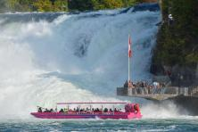 Three Lakes - Four Countries- Rhine Falls