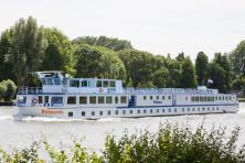 Stralsund - Berlin mit MS Princess
