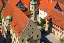 Cycling tour along the Romantic Road  - Nördlingen