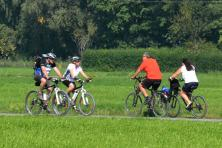 Cycling tour Danube & Altmuehl valley