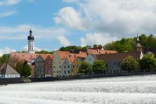 Cycling tour in Swabia & Bavaria - Landsberg