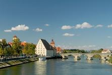 A cycling holiday in lower Bavaria - Regensburg