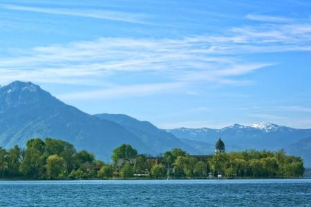 Cycle Tour Chiemsee & Rupertiwinkel - Chiemsee