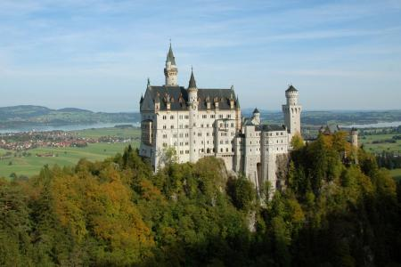 Cycling tour in Swabia & Bavaria - Neuschwanstein
